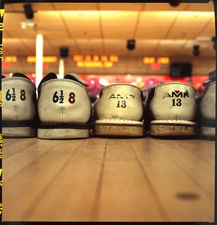 Bowling shoes | by jenni from the block