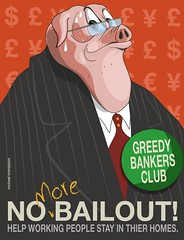 No Bailout | by freestylee