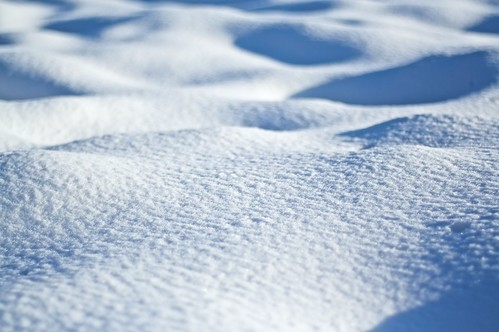 Snow [/sand] | by SimonDoggett