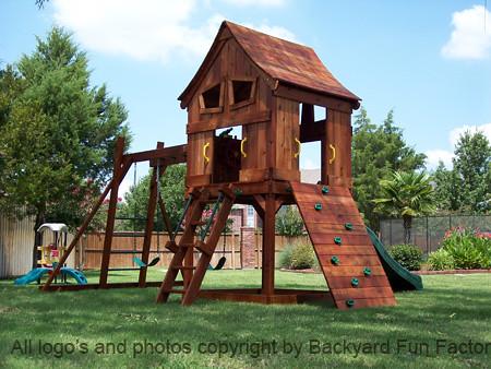 Delicieux Backyard Fun Factory | Flickr