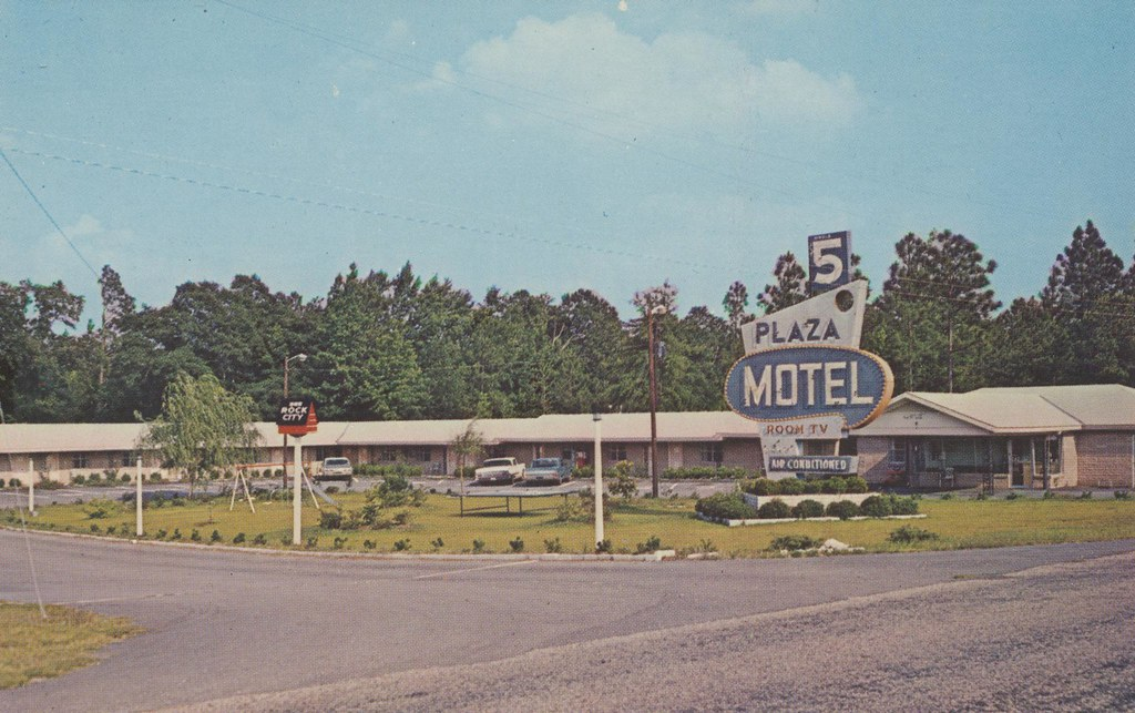Plaza Motel - Cordele, Georgia