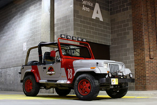 Jurassic Park Jeep | by Boomerjinks