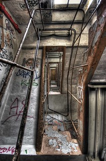 mill stairs | by 3PASSA
