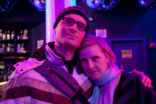 MC Frontalot & Irina Slutsky | by Scott Beale