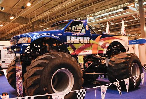 Image Result For Bigfoot Monster Truck