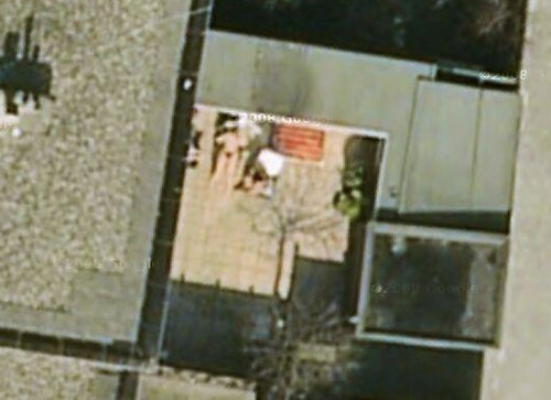 Naked People On Google Earth  Like Sunbathing Naked -9077
