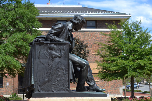 Edgar Allan Poe Monument | by Monument City