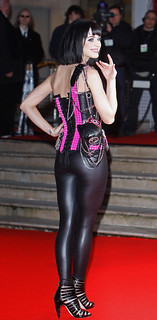 katy perry en catwoman - brit awards 2009 | by oouinouin