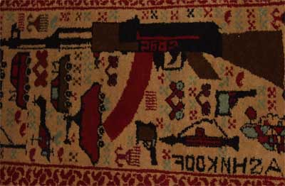 russian war rug