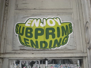 Enjoy Subprime Lending by Enjoy Banking | by SliceofNYC