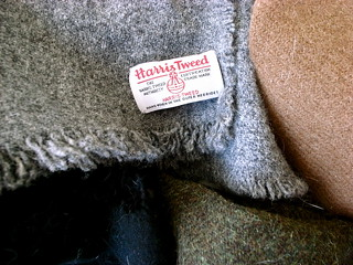 Harris Tweed Scarves | by The Croft
