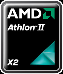 AMD Athlon II X2 Processor logo | by amd.unprocessed