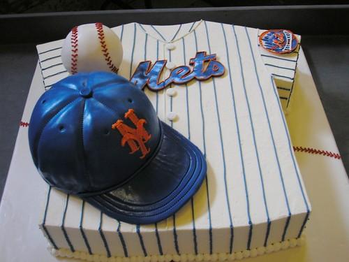 Mets Cake Pan