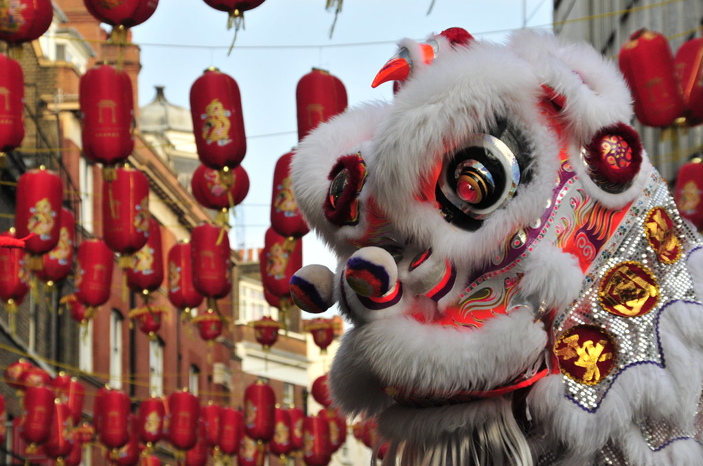 chinese new year london by paolo camera - Chinese New Year
