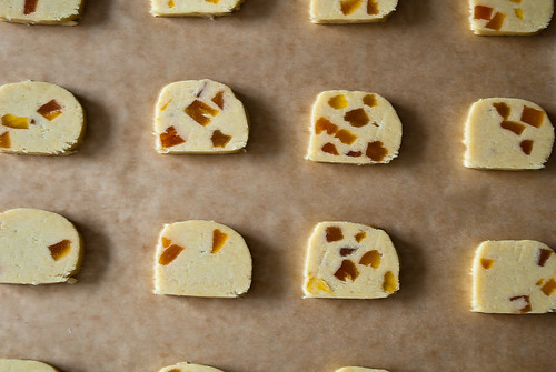 Apricot Cornmeal Cookies | by Pinot & Pineapple