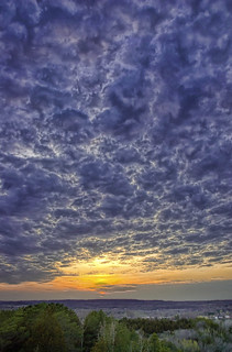 Sunset with Amazing Clouds | by Robert Scott Photography