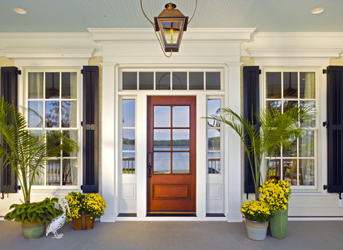 Front Entry with JELD-WEN Windows and Doors | JELD-WEN Exter… | Flickr