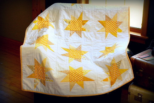 You Are My Sunshine Quilt | by Kindred Crafters