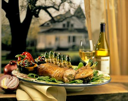 Pork Loin and Chardonnay | by St. Supery