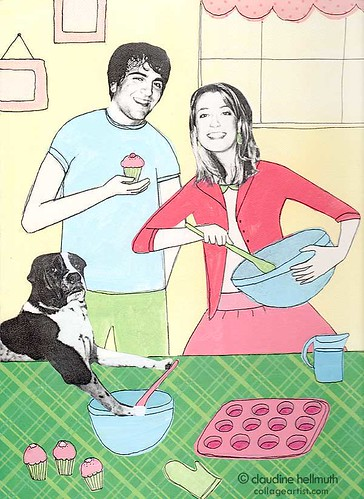 cooking_couple_finishedLR | by claudinehellmuth