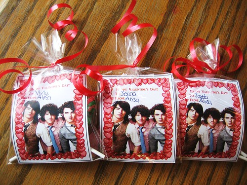 Jonas Brothers Valentine Cards These Are The Valentines