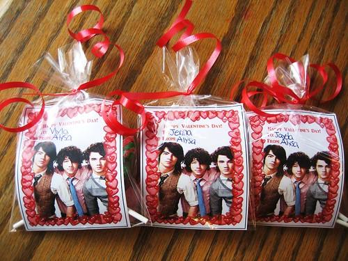 Jonas Brothers Valenti...