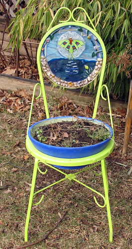 Planter chair | by Lori Meade