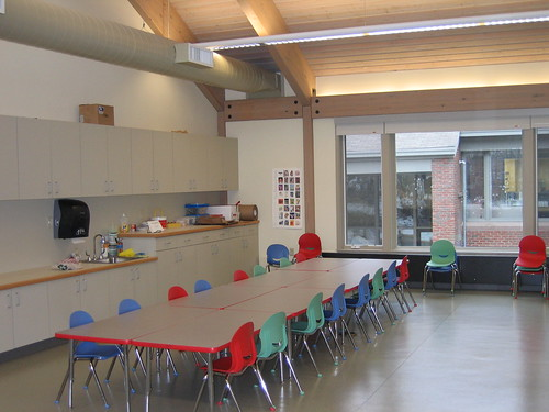 Children's program room | by Howe Library