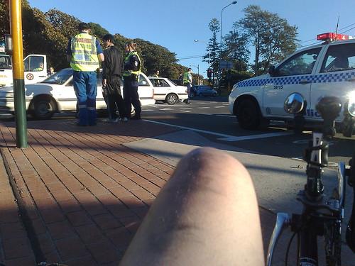 Brian Car Accident