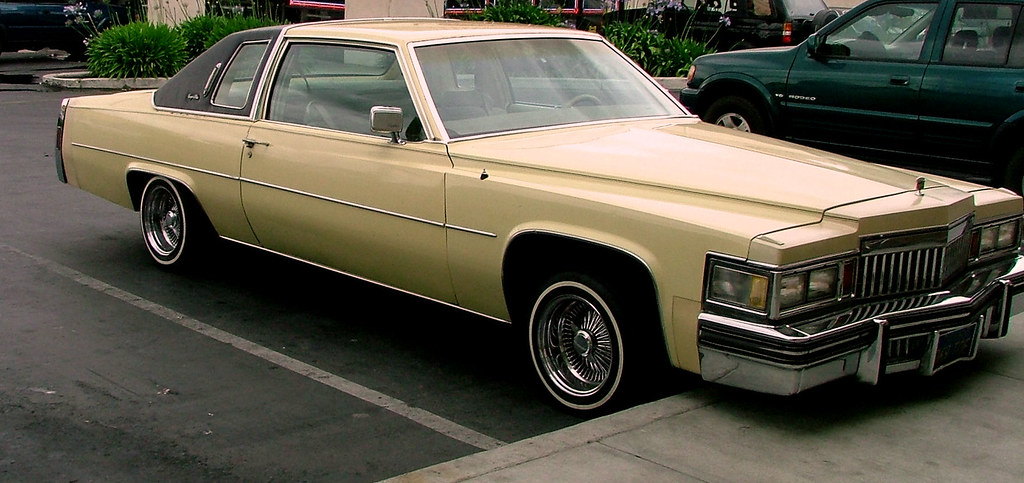 78 cadillac coupe deville | alan guido | Flickr