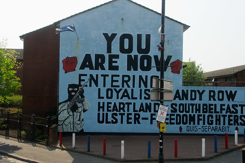 Belfast Murals - Sandy Row | by infomatique