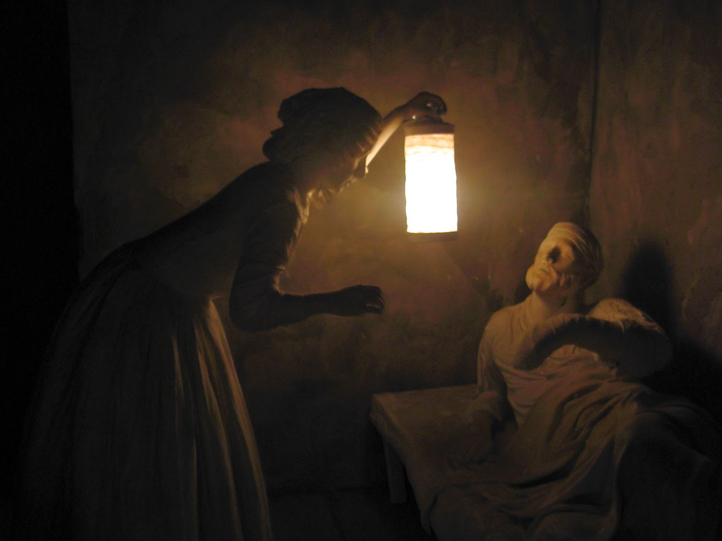 ... Florence With A Lamp @ Florence Nightingale Museum (London) | By Let²