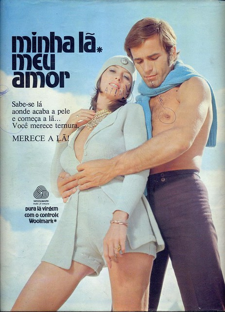 Modas e Bordados, No. 3179, January 10 1973 - back cover