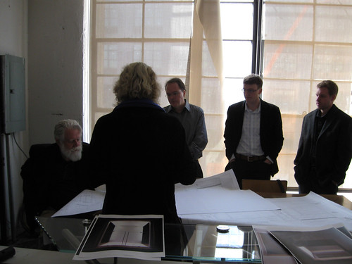 James Turrell Meeting Room Ps