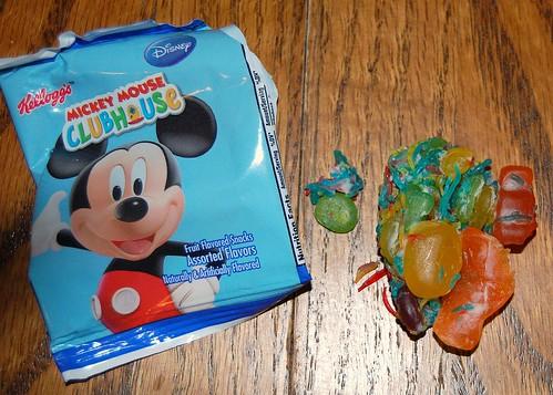 Dsc 0001 A Package Of Kellogs Mickey Mouse Fruit Snacks