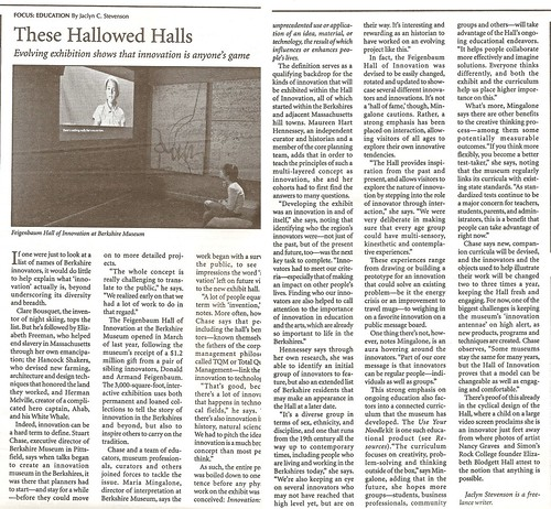 These Hallowed Halls - The Women's Times, 2009 | by writerjax