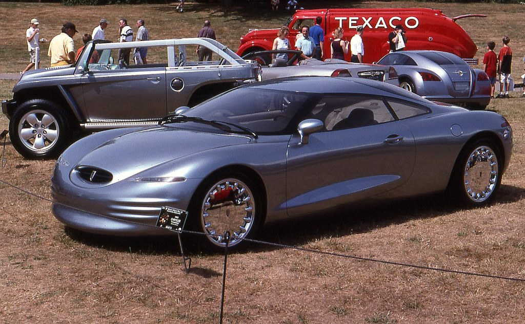 1993 Chrysler Thunderbolt Concept Richard Spiegelman Flickr
