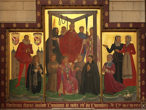Martyrs of England & Wales under the Tyburn Tree