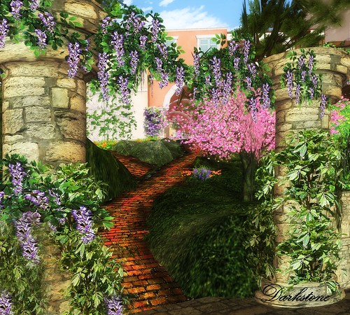 Garden Path | by Erron Darkstone