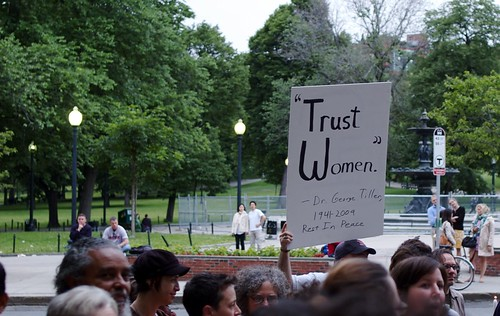 "George Tiller: ""Trust Women"" 