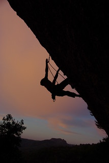 Guillaume on Aeroplastica (7c+) | by Climb_on