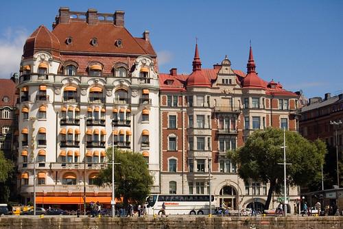 hotel diplomat hotel diplomat stockholm situated in. Black Bedroom Furniture Sets. Home Design Ideas