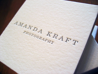 Amanda Front | by Anemone Letterpress