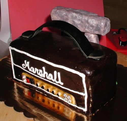 Spinal Tap Cake Completed | by Dork-Chocolate
