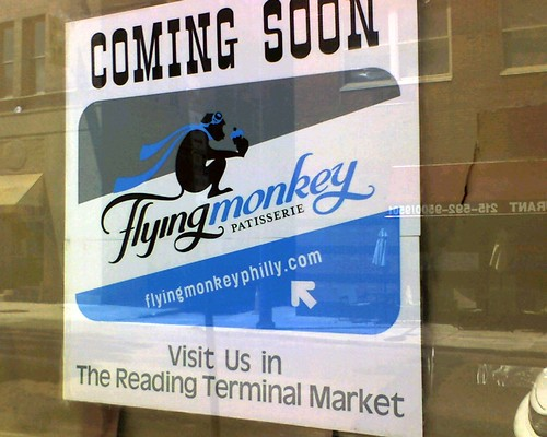 Flying monkey is opening a patisserie where the village cafe used to be! (11th & locust) | by powen