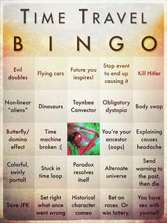Time Travel Bingo | by ▓▒░ TORLEY ░▒▓