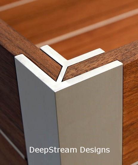 Large Wood Garden Planter Box Deepstream Designs Mariner Flickr
