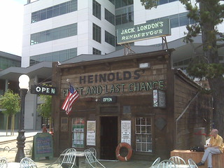 Heinolds' First and Last Chance Saloon, Oakland | by dwolfgra
