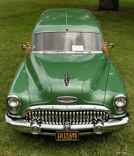 1954 Buick Roadmaster For Sale 1865222: 1953 Buick Roadmaster Estate Wagon