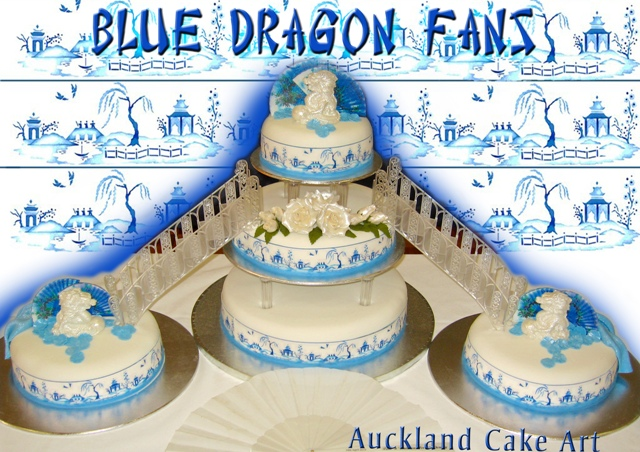 Anita wedding cakes